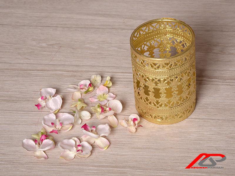 روکش طلا برای فلزات و تجهیزات خاص